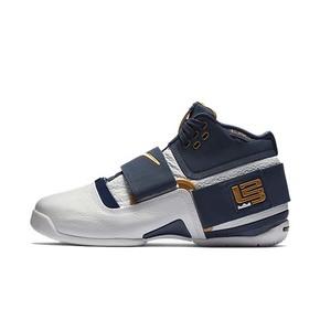 Nike LeBron Soldier 1 詹姆斯 战士1 白蓝 AO2088-400