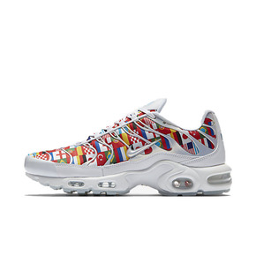 Nike Air Max Plus NIC QS世界杯国旗 AO5117-100(2018.6.1发售)