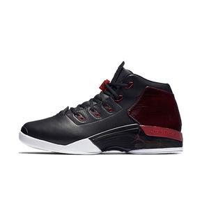 Air Jordan 17+ Bred AJ17+ 黑红公牛 篮球鞋 832816-001
