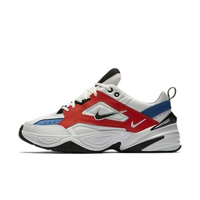 Nike M2K Tekno 走秀 红白蓝 复古老爹鞋 AV4789-100