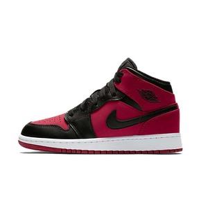 Air Jordan1 MID AJ1 乔1 小禁穿篮球鞋 554724-610