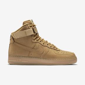 """Air Force 1 GS High """"Wheat"""" 806403-200"""