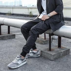 ENSHADOWER隐蔽者 × VEIL春夏轻薄运动束脚裤