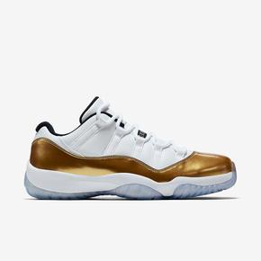 Air Jordan 11 Low Gold 白金 528895-103