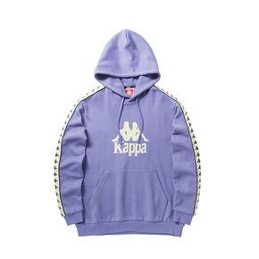 KAPPA卡帕/BANDA串标情侣男女款卫衣长袖帽衫 K08Y2MT62M-473