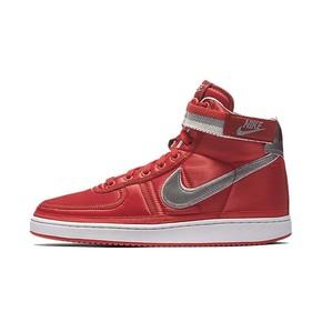 Nike Vandal High Supreme 银红教父复古休闲板鞋AH8652-600