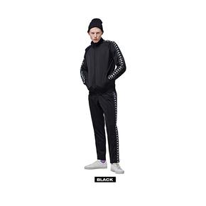 KAPPA卡帕BANDA情侣长裤休闲裤针织卫裤-K08Y2AK63M-990-706-473