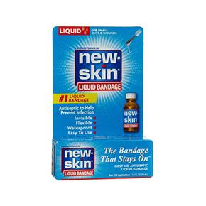 new-skin 急救液体创可贴