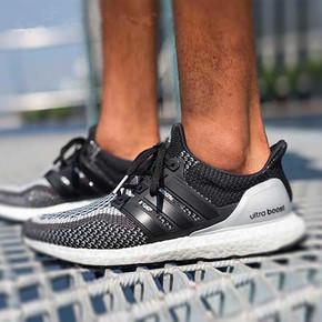断码特惠!Adidas Ultra Boost 亮银配色 BB4077
