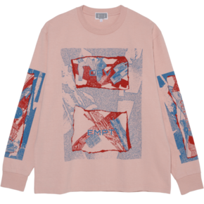 Cav Empt 18fw YOUR BUSINESS LONG SLEEVE T