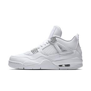 Air Jordan 4 Pure Money 纯白 408452-100