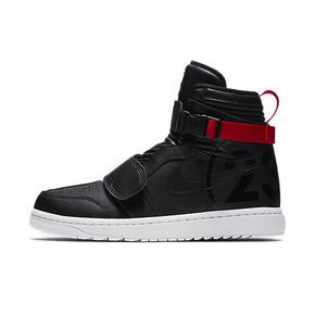 Air Jordan 1 MOTO AJ1 乔1 黑红 高帮篮球鞋 AT3146-001
