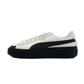 Puma Platform 蕾哈娜黑白女松糕厚底鞋增高休闲板鞋