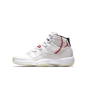 秒杀!Air Jordan 11 AJ11白红 兔八哥女 GS 篮球鞋378038-016(2018.10.27发售)