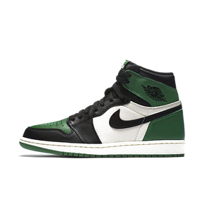 秒杀!Air Jordan 1 OG AJ1 黑绿脚趾