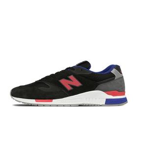 NEW BALANCE NB840系列 男女复古休闲慢跑鞋 ML840BB