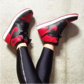 "Air Jordan 1  OG GS  High ""Banned"" 禁穿配色 575441-001"