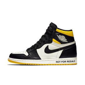 "Air Jordan1 NRG ""No L's"" AJ1 禁止倒卖 861428-107(2018.11.7日发售)"