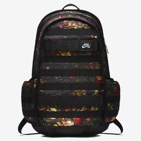 Nike/耐克双肩包男女2018新款学生书包旅行包运动背包BA5404-011