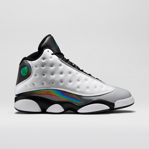 断码特惠!Air Jordan 13 Hologram 414571-115