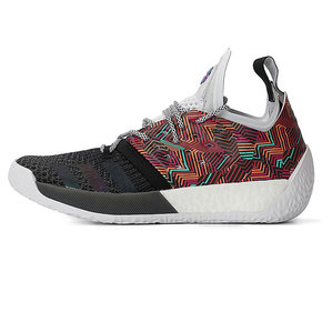 Adidas/阿迪达斯boost Harden Vol. 2哈登2代战靴男篮球鞋AQ0048
