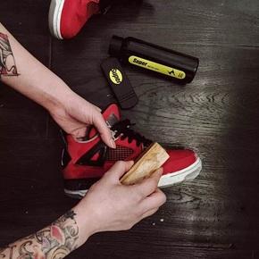 SUPER速啪™ 洗鞋神器 液体球鞋护理剂