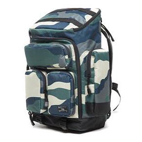 丛林迷彩大容量背包