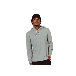 BOUNCE BONS秋季纯色系列侧拉链帽衫
