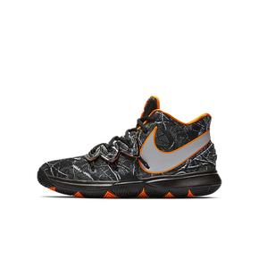 Nike Kyrie 5 欧文5代 TACO GS首发黑橙篮球鞋 AQ2456-902(2018.11.24日发售)