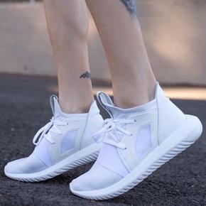 Adidas Tubular Defiant 全白小椰子女 S75250