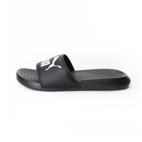 Puma PopCat 拖鞋 全黑色 360265-10