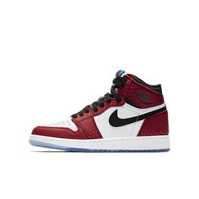 Air Jordan 1 AJ1 蜘蛛侠 白红斑点 芝加哥 575441-602