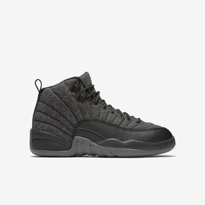 "Air Jordan 12 GS ""Wool""  羊毛  852626-003"