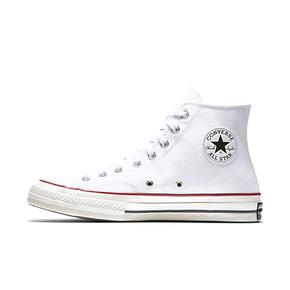 Converse匡威1970s三星标白色高低帮帆布鞋男女鞋 162056C