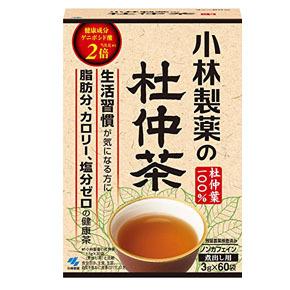零热量零脂肪零盐分:小林制药 杜仲茶 熬煮用