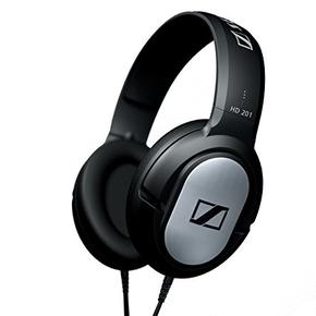Sennheiser HD201 头戴式轻质耳机