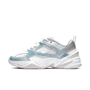 Nike M2k Tekno 白扎染 雾霾蓝 耐克复古老爹鞋AO3108-103