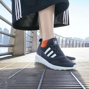Adidas Flux ADV VIRTUE 黑白 女 S79852
