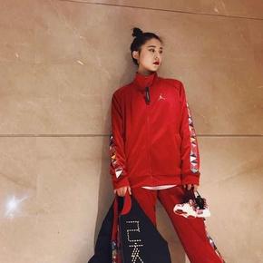 AIR JORDAN CNY 己亥 中国新年 男子篮球运动夹克 CD9038-010-687