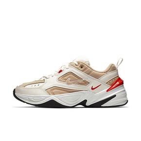 Nike M2K Tekno 白棕酷灰萤光男子复古老爹鞋 AV4789-102