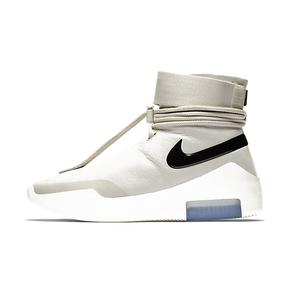 Nike Air Fear Of God Shoot Around FOG联名简版 白 AT9915-002(2019.1.19日发售)