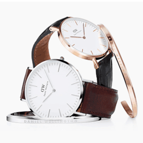 Daniel Wellington DW 手镯男女款