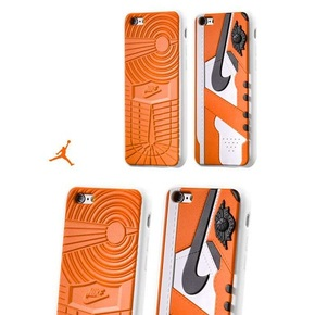 Air Jordan 1 扣碎 手机壳 苹果6s/6plus 7/7plus