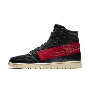 Air Jordan 1 AJ1黑红 漆皮 禁穿主题 赛车 BQ6682-006