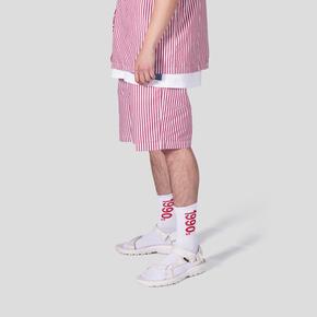 "FMACM 2018 SS ""normal sample"" 条纹休闲短裤"
