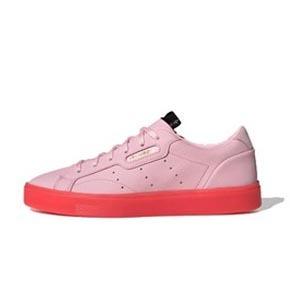 Adidas Originals SLEEK W 女子休闲复古板鞋 BD7475