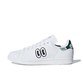 Adidas Stan Smith 三叶草大眼史密斯板鞋女 CM8415