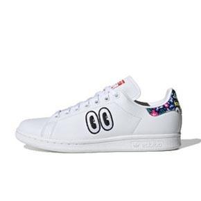 Adidas Stan Smith 三叶草大眼史密斯板鞋女 CM8417