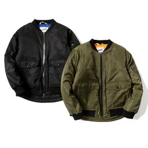 pragmaty 生物绒MA1棉服 345301