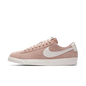 Nike W Blazer Low SD 开拓者复古樱花粉休闲女子板鞋 AA3962-605